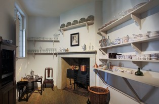 Hampton Court Chocolate Kitchen